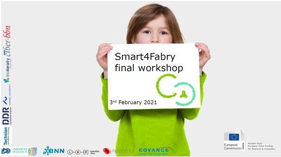 Nanomol Technologies will participate on February 3 in the final workshop of the H2020 European project Smart4Fabry