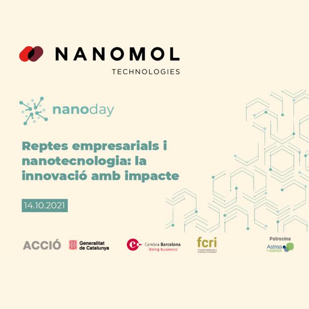 NANOMOL TECHNOLOGIES PARTICIPATES AT NANODAY 2021